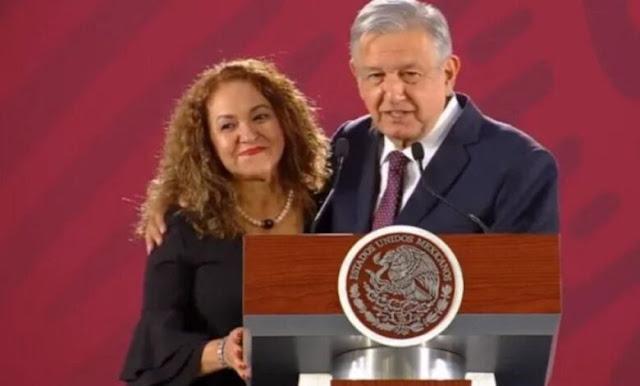 La Segob niega protección solicitada por la CNDH a Sanjuana Martínez