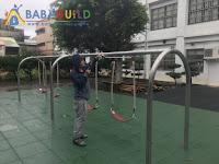 桃園市新屋區新屋國小_兒童遊戲設施改善計畫工程