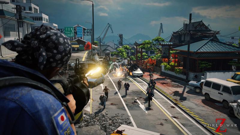 World War Z recebe DLC gratuito trazendo muitas novidades e melhorias