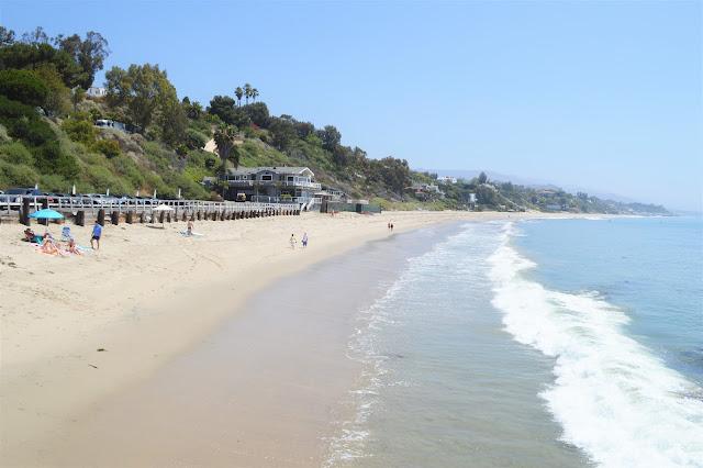 Paradise Cove visit the Best Beach Cafe in Malibu