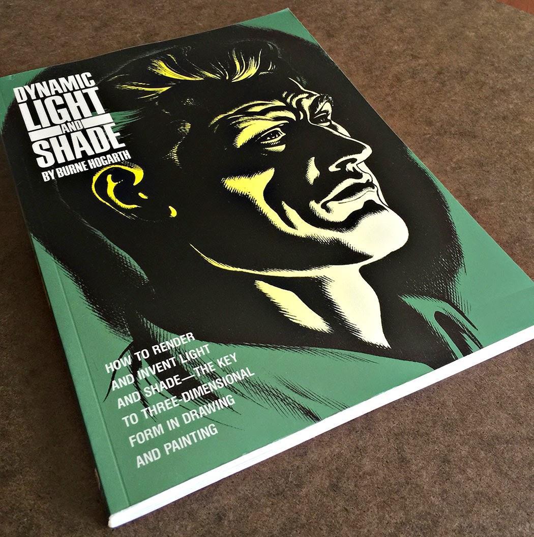 Burne Hogarth Dynamic Light And Shade Download