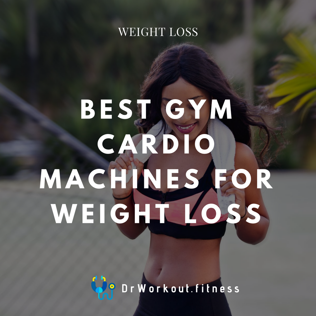 The Best Gym Cardio Machines for Weight Loss