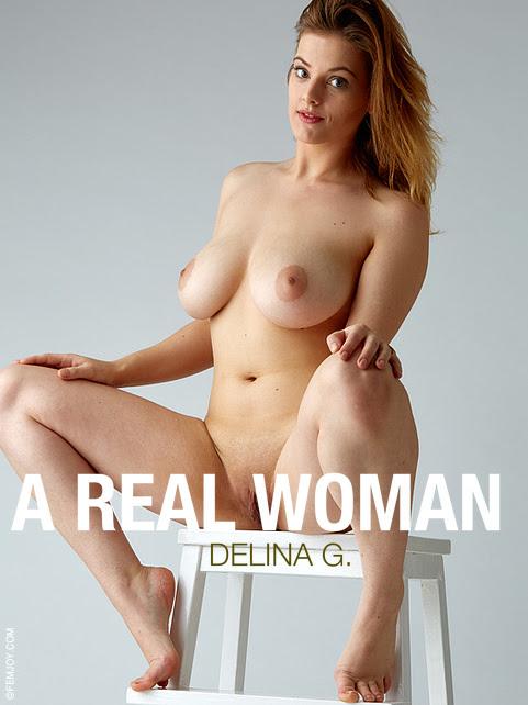 [FemJoy] Delina G - A Real Woman