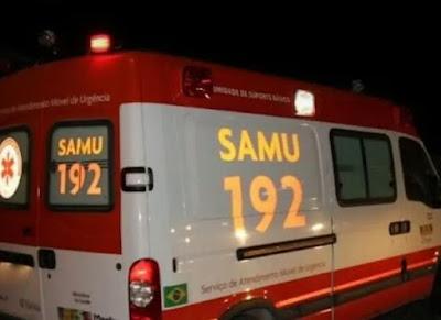 Em Sapé Pb homem é baleado em tentativa de assalto e transferida em estado grave para o hospital de Traumas em JP