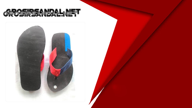 Jepit Cowo Simplek TG BJG   Grosir Sandal Murah Indonesia