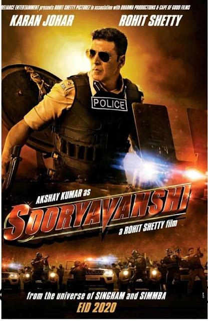 Sooryavanshi: Budget, Hit or Flop, Sooryavanshi Movie2020 Box Office Collection, Predictions, Screen Count, Running Time