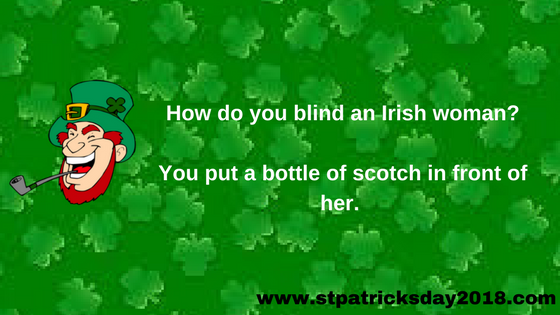 St Patricks day humor