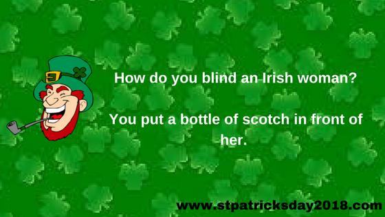 St Patricks day humor