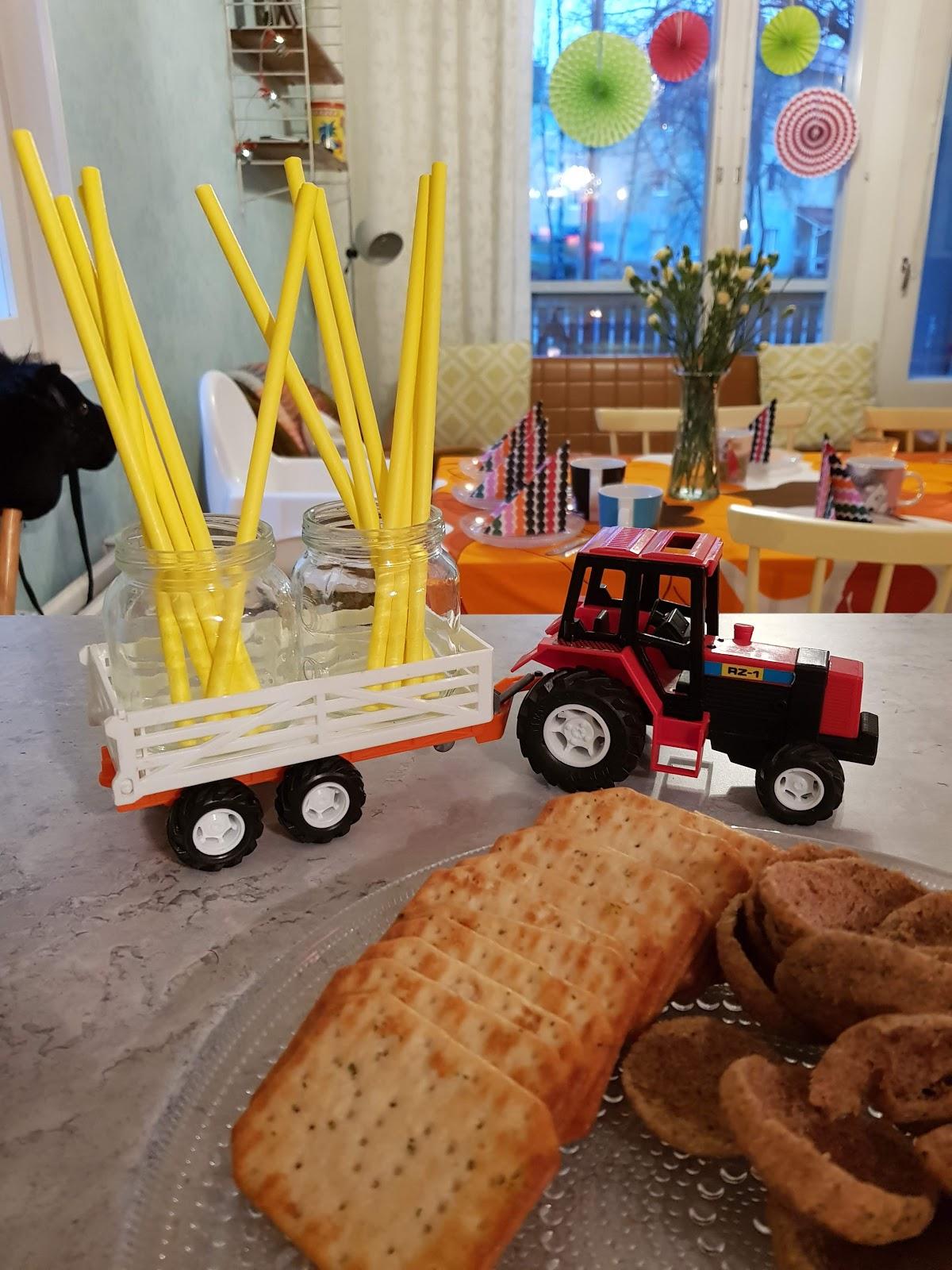 traktorisynttärit