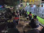 Satlantas Polres Situbondo Gandeng Komunitas Motor Sosialisasi 3M Dan Tertib Berlalu Lintas