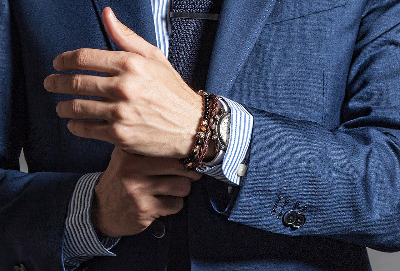Czy mężczyźni powinni nosić biżuterię?