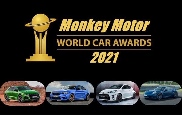 Premios Auto del Año 2021 Monkey Motor