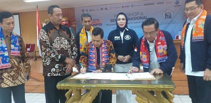 Indonesia Kekurangan Tenaga Teknik, Gapensi Cari Bibit Unggul ke Kampus