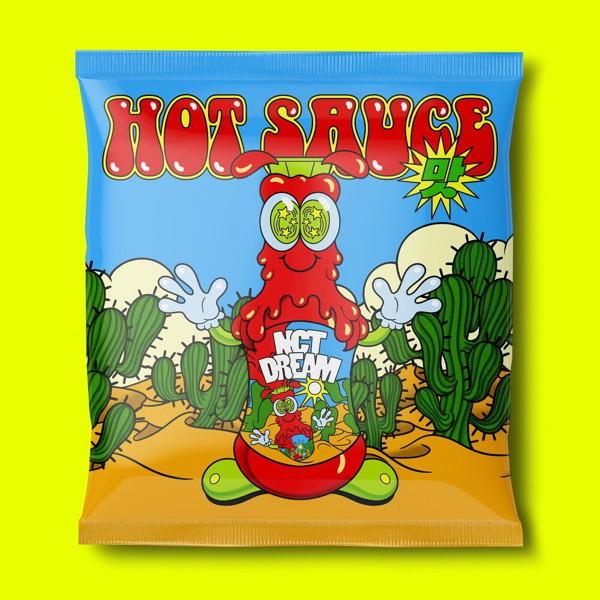 NCT DREAM – Hot Sauce – The 1st Album