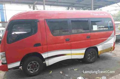 Travel Lampung Jakarta 2019