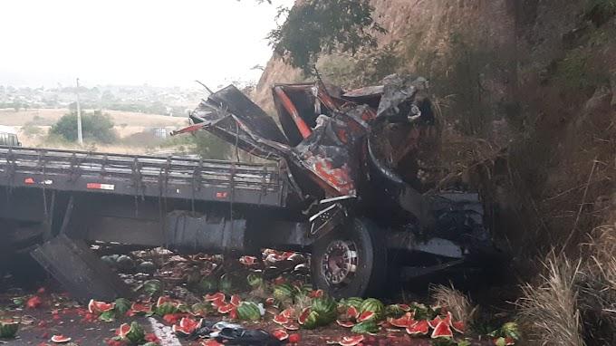 Mais um motorista pai de família perde a vida em acidente no Agreste de Pernambuco
