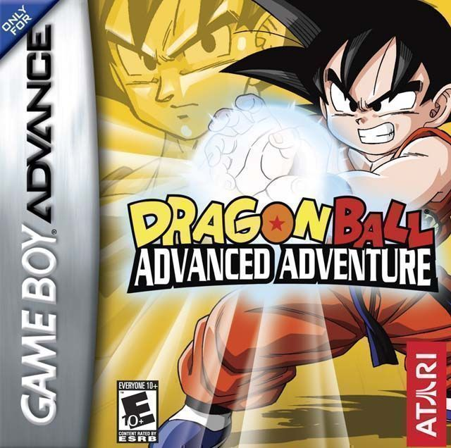 ROMs - Dragon Ball - Advanced Adventure (Português) - GBA Download