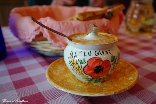 Mozzagrogna, Agriturismo Lu Carre