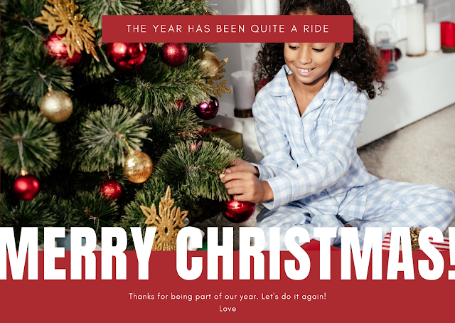 Best Christmas cards for family