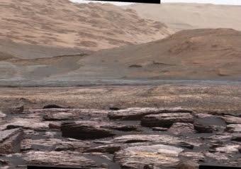 Tracce di boro su Marte: probabile vita passata