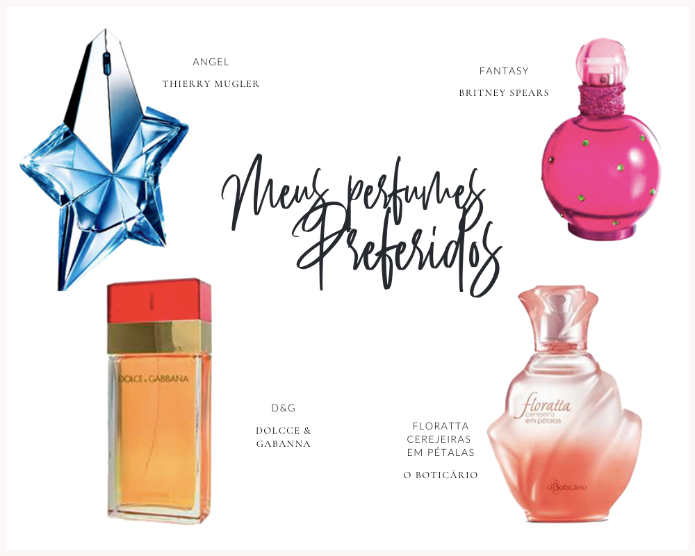 Melhores perfumes