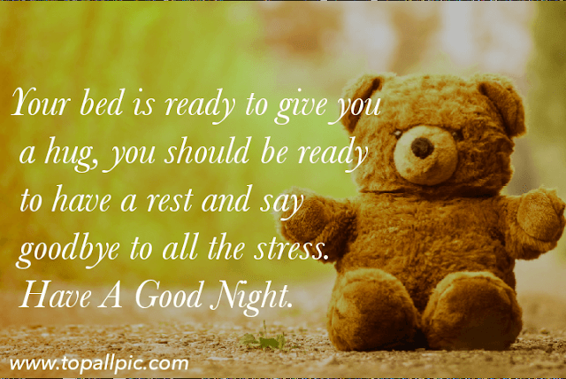 good night sweet dreams teddy bear quotes images