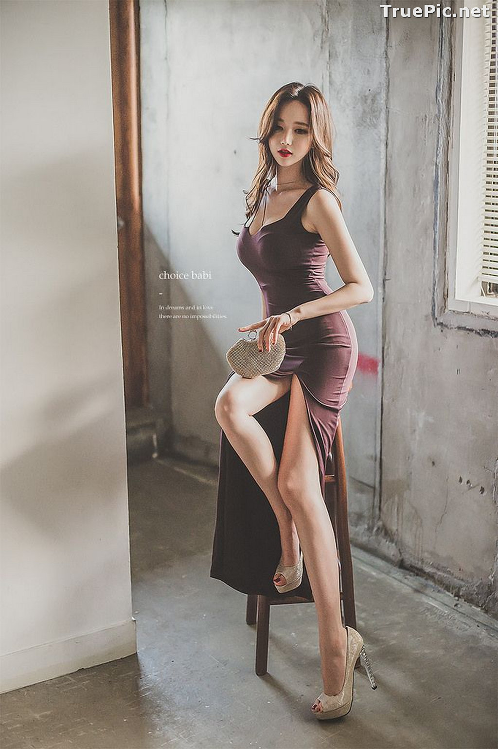 Image Lee Yeon Jeong – Indoor Photoshoot Collection – Korean fashion model – Part 17 - TruePic.net - Picture-9