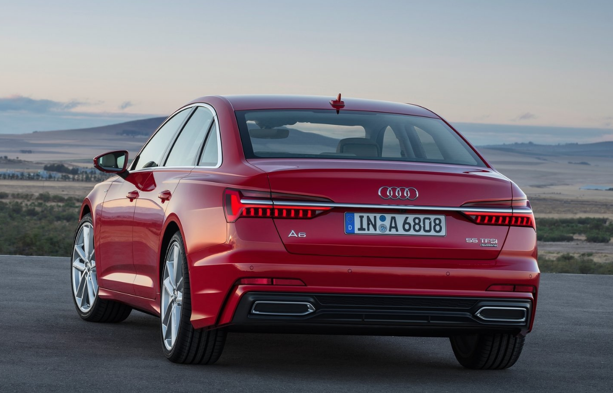 Audi A6 - 2019 Review - AUTOCAR REGENERATION