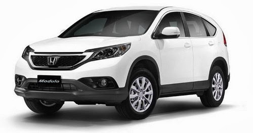 Honda CRV Limited Edition