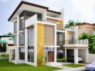 harga jasa desain rumah per meter