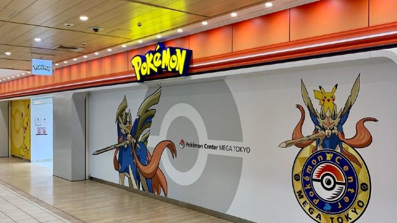 Pokémon Center fechado por coronavírus