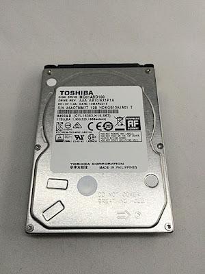 TOSHIBA 2.5hdd 1TB MQ01ABD100