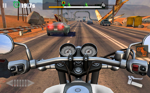 Download Game Moto Rider GO: Highway Traffic Mod Tiền cho Android