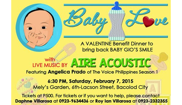 pre-valentine benefit dinner - valentine's date - eat all you can buffet - pizza party - bilateral cleft lip and palate - Bacolod blogger - wellness