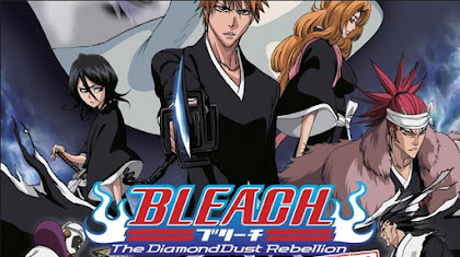 Bleach Filme 2 – The DiamondDust Rebellion Mou Hitotsu no Hyourinmaru