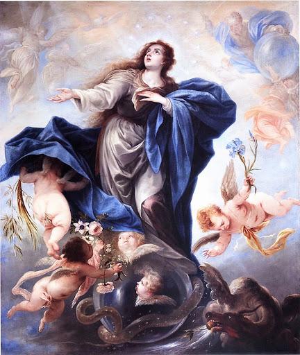 8 de dezembro: Imaculada Conceição