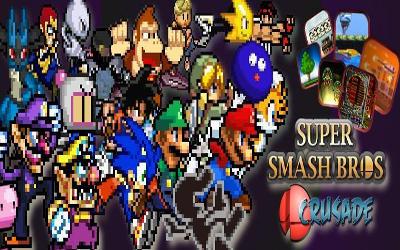 Super Smash Bros Crusade - Jeu de Combat sur PC