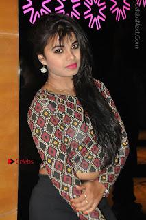 Indian Actress Model Naveena Jackson Latest Po Gallery in Black Mini Skirt  0009.JPG