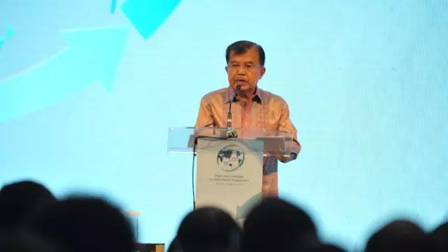 Di Depan 6.184 CPNS, Wapres JK Ingatkan Semangat Melayani