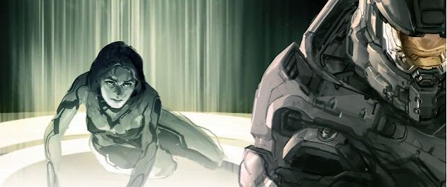 masterchief-with-cortana