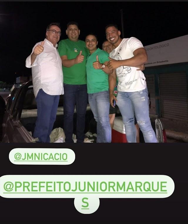 A ATRAÇÃO DE JONNY COSTA POR BENTO FERNANDES