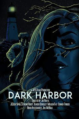 Official One-Sheet for DARK HARBOR.