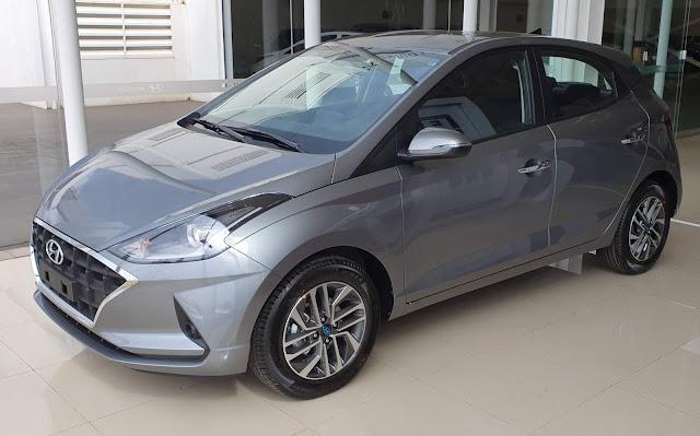 Hyundai HB20 1.6 Automático 2020