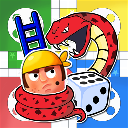 Ludo & Snakes and Ladders Game