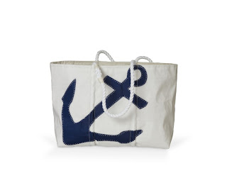 anchorbaglarge3106 2 Sea Bags: Custom House Wharf {Giveaway}