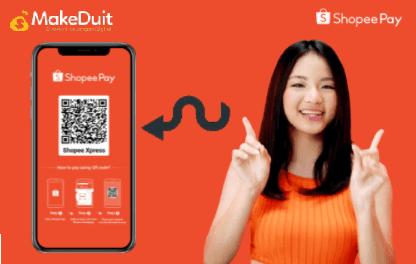 Cara Melihat dan Membuat Barcode ShopeePay
