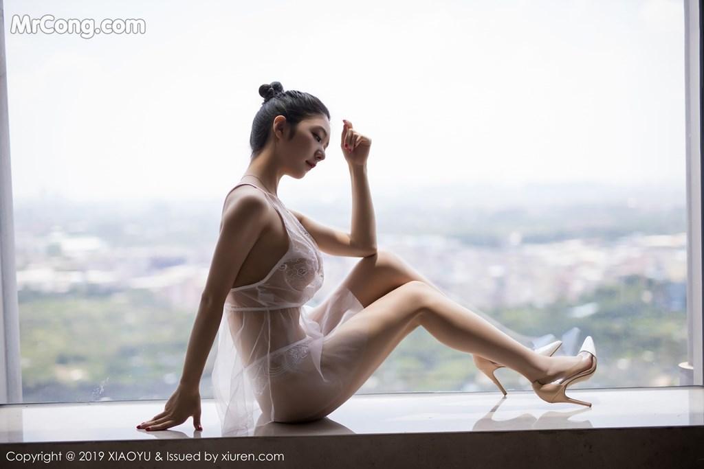 Image XiaoYu-Vol.034-Xiao-Reba-Angela-MrCong.com-004 in post XiaoYu Vol.034: Người mẫu Xiao Reba (Angela喜欢猫) (52 ảnh)