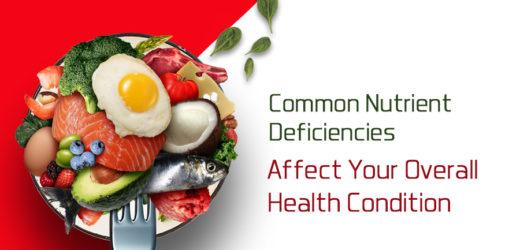 Nutrition Deficiency - Malnutrition