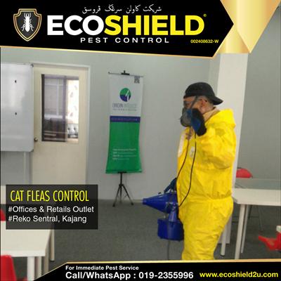 Eco Shield Pest Control Selangor