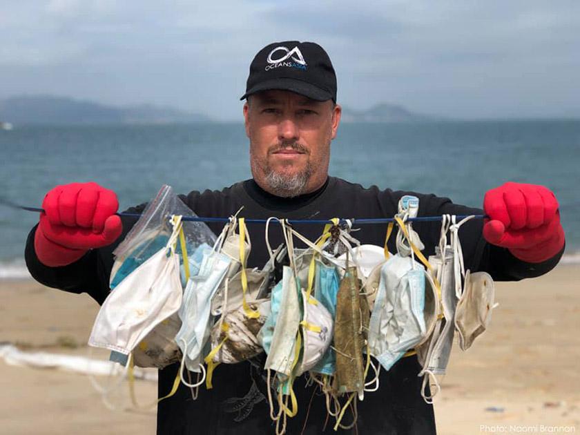 Типовий «улов» активістів OceansAsia